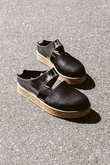 Reality Studio Oona Mule - black