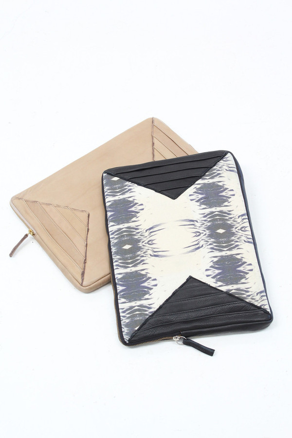 Collina Strada Tribune Laptop Case Dunes