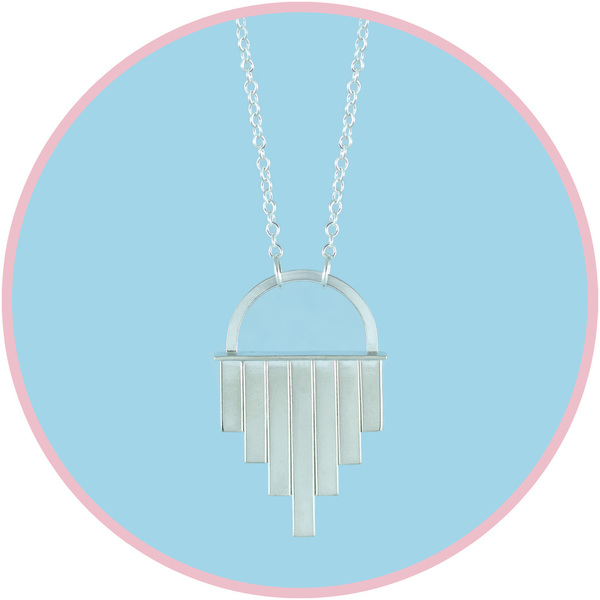 Wasted Effort METROPOLIS NECKLACE