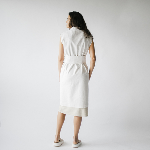 Hackwith Design House Tilly Vest - Solid
