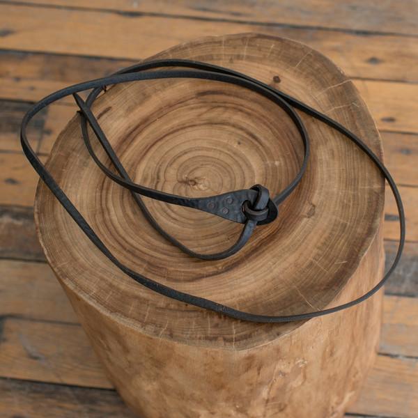 De Palma Cappio Belt Black - SOLD OUT