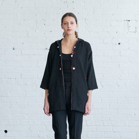 Isabel Marant Etoile Boreal Jacket Black - SALE $324