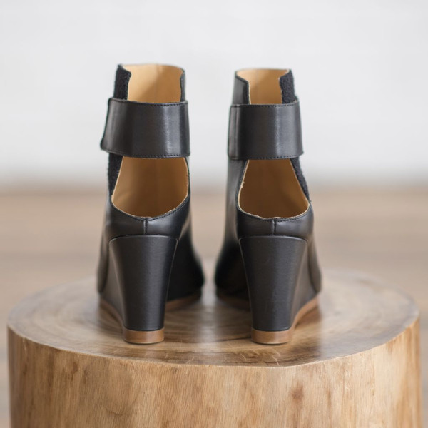 MM6 by Maison Martin Margiela Trunk Wedge - SOLD OUT