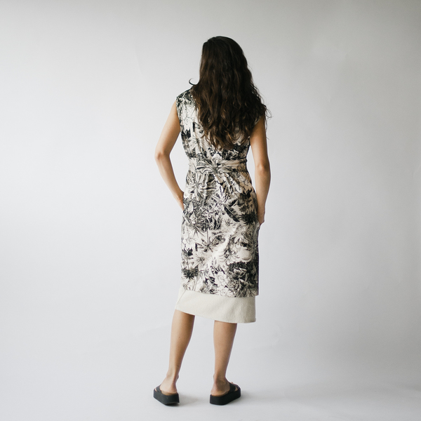 Hackwith Design House Tilly Vest - Floral Print