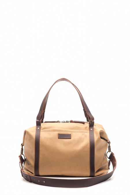 Lowell Saint Mathieu Cuir Tan / Tan Leather