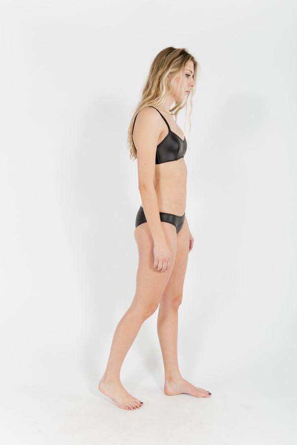 Lisa Marie Fernandez Genevieve Bonded Bikini