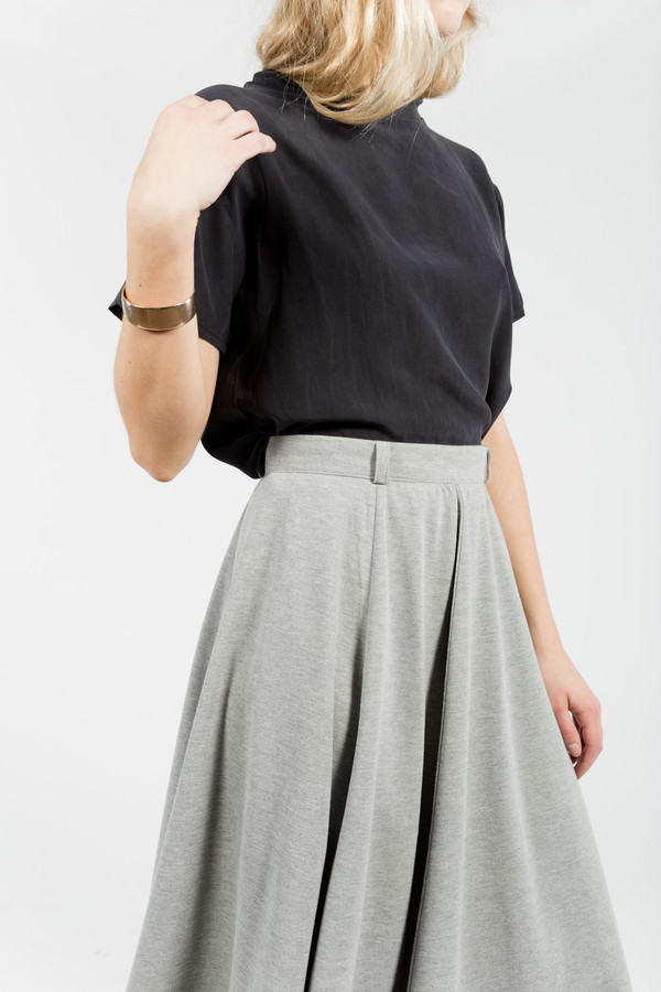 Le Mont St. Michel Long Skirt