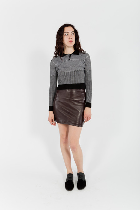 Le Mont St. Michel Micro Sweater