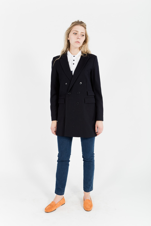 Band of Outsiders Notch Blazer