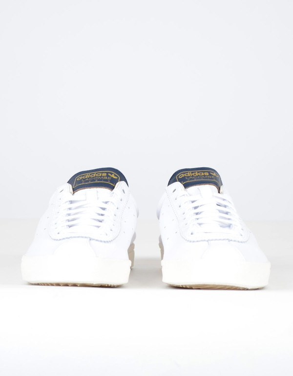 Adidas Men's Lacombe SPZL White Navy