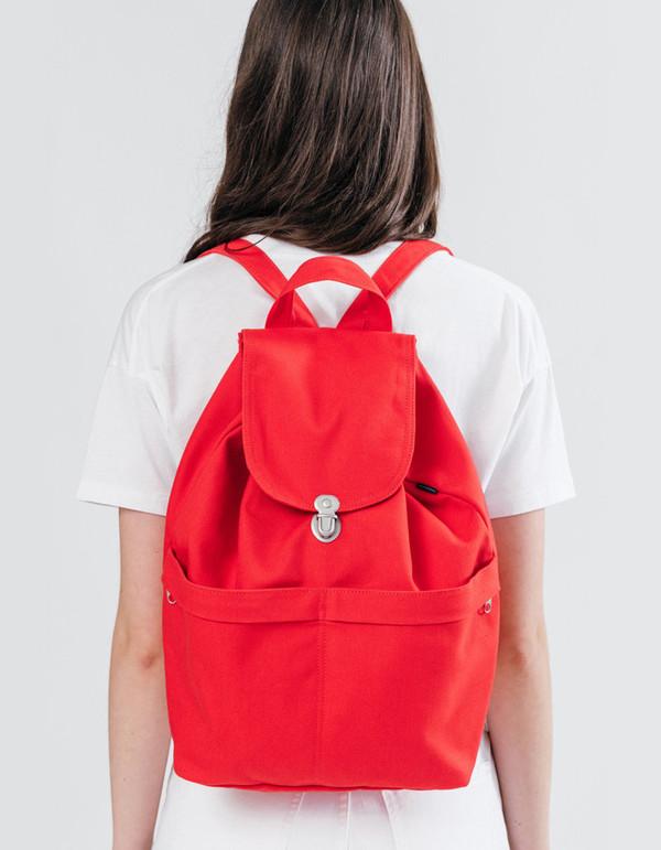 Baggu Backpack Poppy