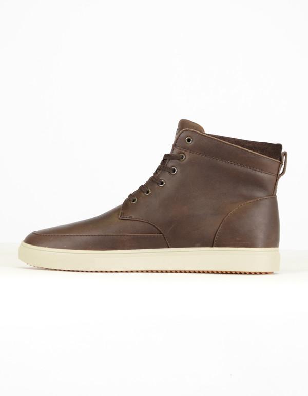 Clae Men's Hamilton SP Umber Leather
