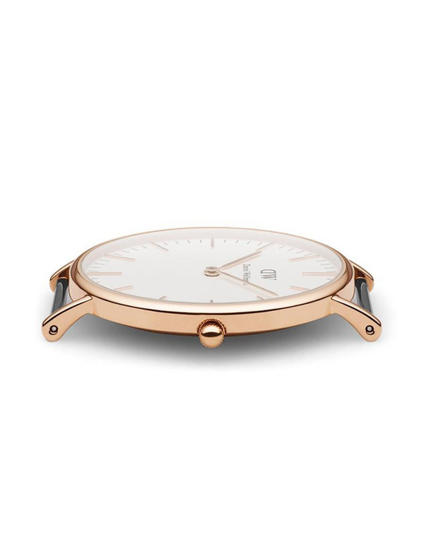 Daniel Wellington Womens St. Andrews Watch Rose Gold 36mm