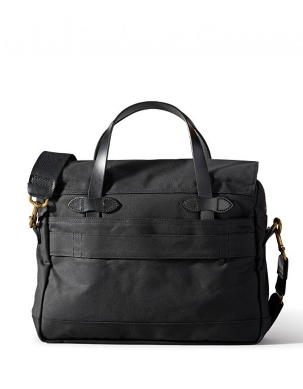 Filson 24 Hour Tin Briefcase Black