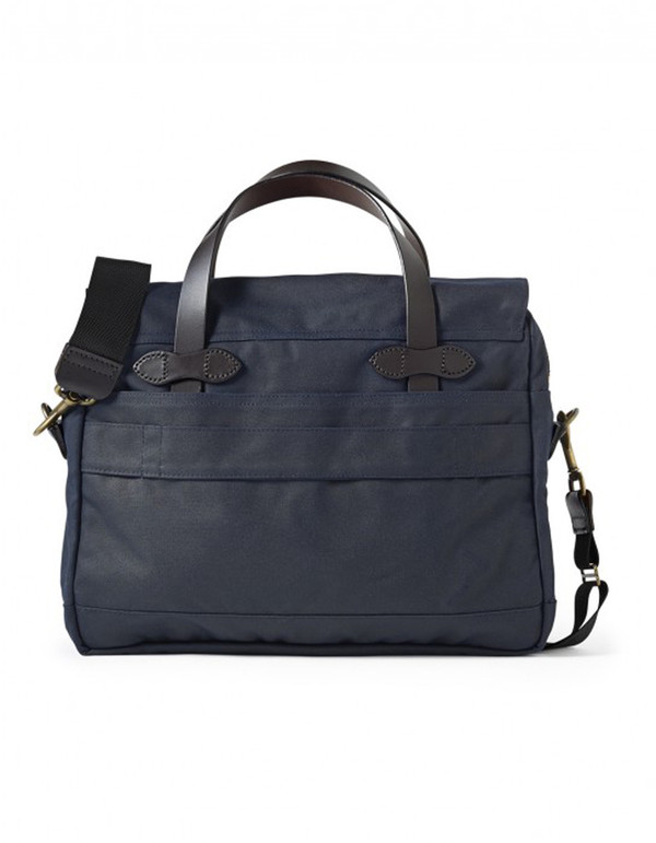 Filson 24 Hour Tin Briefcase Navy