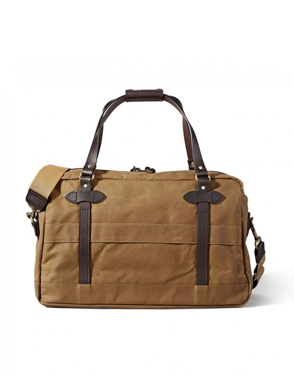Filson 48 Hour Tin Duffle Tan