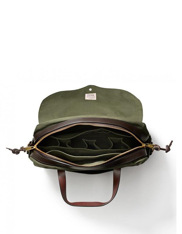 Filson Briefcase Computer Bag Otter Green
