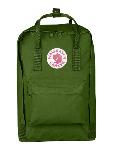 Fjallraven Kanken Laptop 15 inch Leaf Green