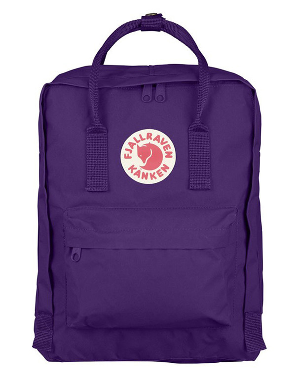 Fjallraven Kanken Purple