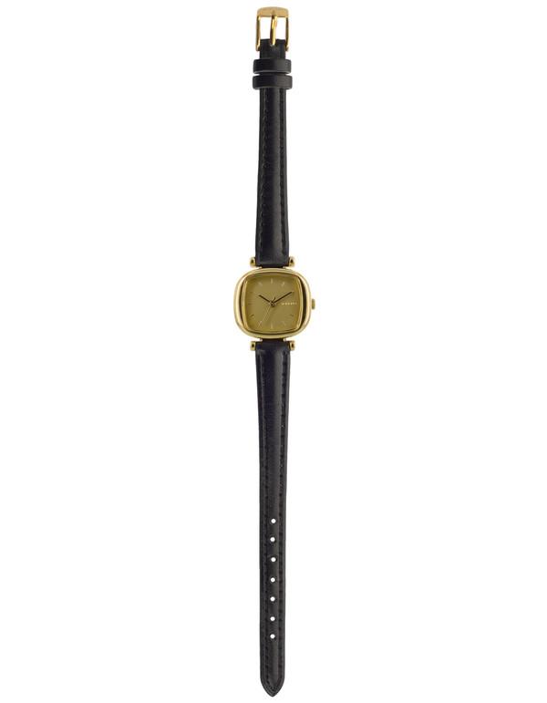 Komono Money Penny Watch Gold Black