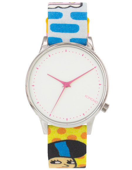 Komono x Andy Rementer Estelle Watch Her