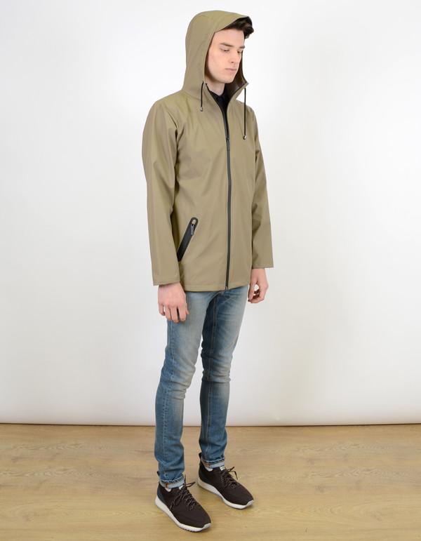 Men's Rains Breaker Jacket Soil