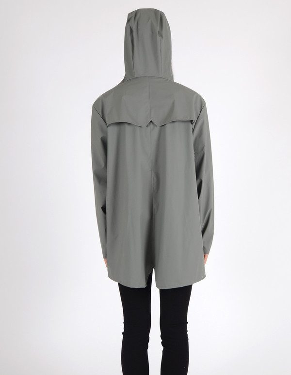 Rains Jacket Women's Grey
