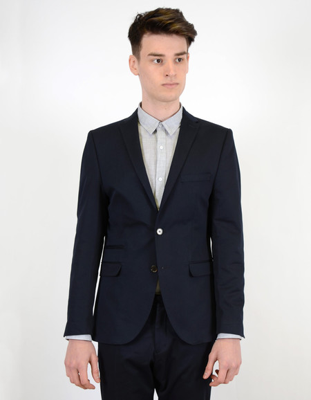 Men's Selected Homme Buffalo Ray Blazer Navy