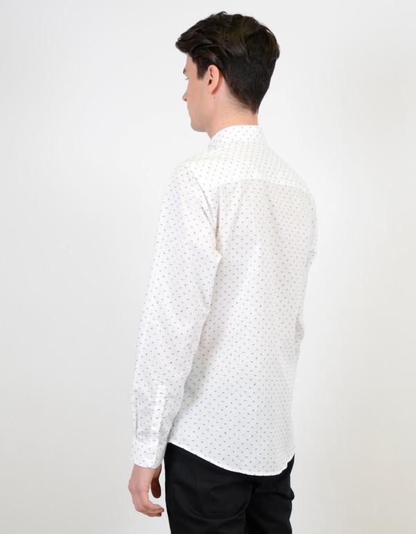 Men's Selected Homme Haze Shirt Bright White