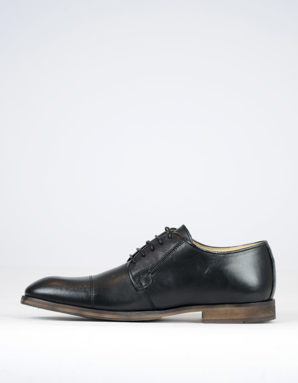 Men's Shoe The Bear Carl II Oxford Black