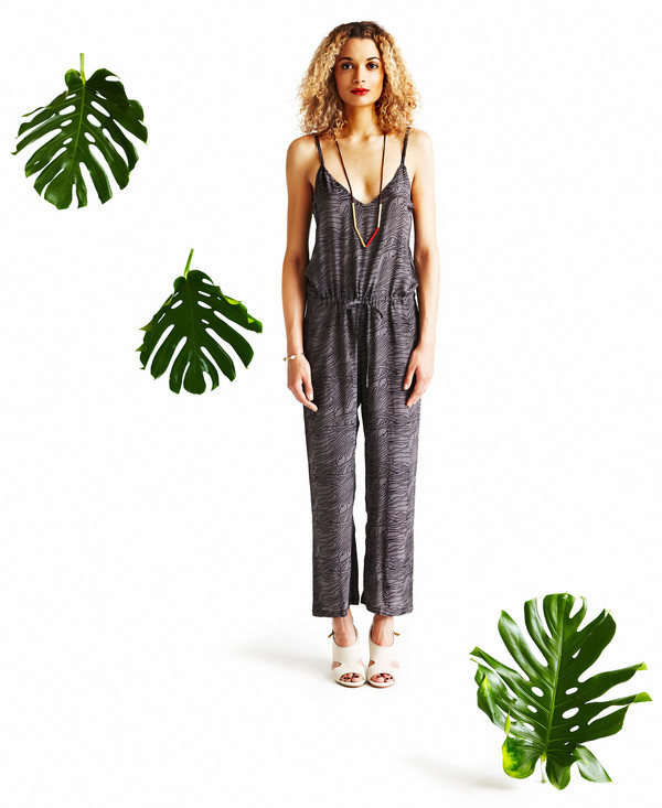 Seek Collective Irene Romper