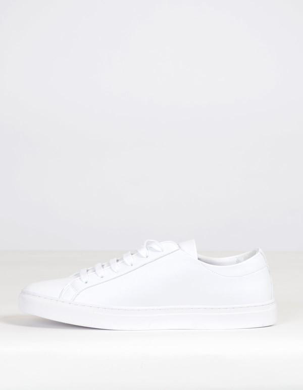 Men's Sully Wong SW Super Low Sneaker Snow White