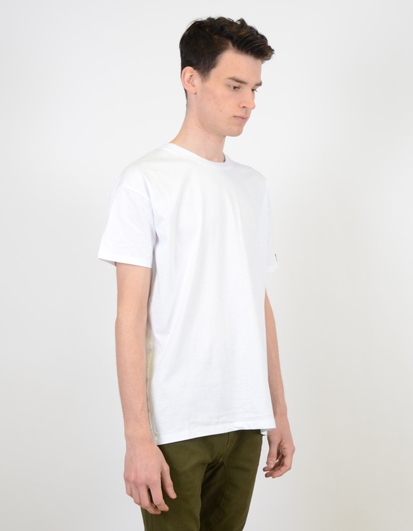 Men's Zanerobe Rugger Tee White