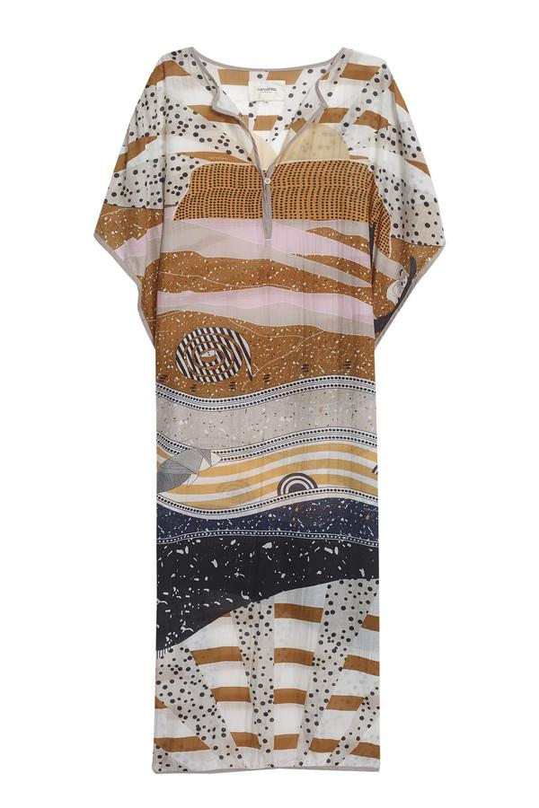 Nanushka - Mata Kaftan Dress