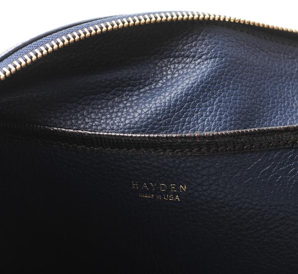 Brown Portfolio by Hayden Leather