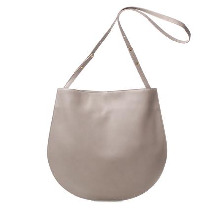 Grey Cale Bag by Tsatsas