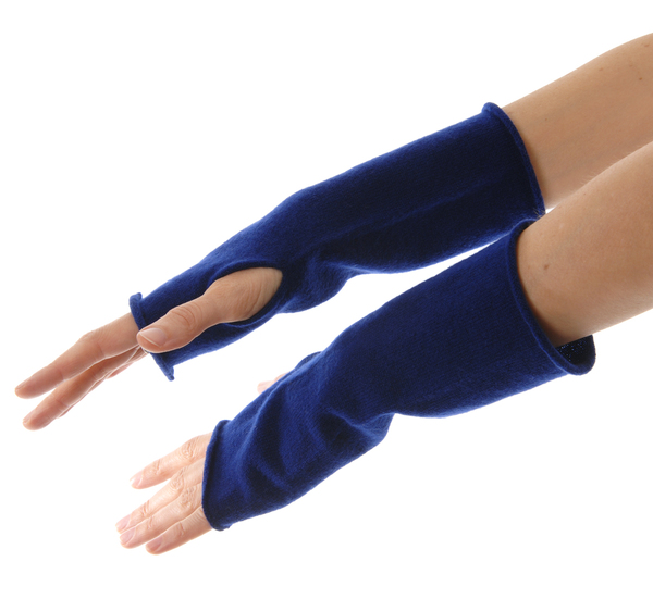 Cashmere Arm Warmers  by Oyuna