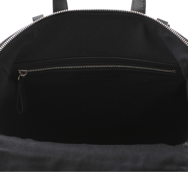 Bonastre Black Backpack Packet