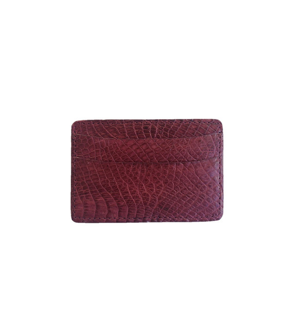 MAPA Collective The Gateway Cardholder (Crocodile)