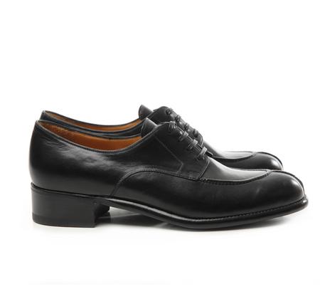 Le Yucca's Black Karena Shoe