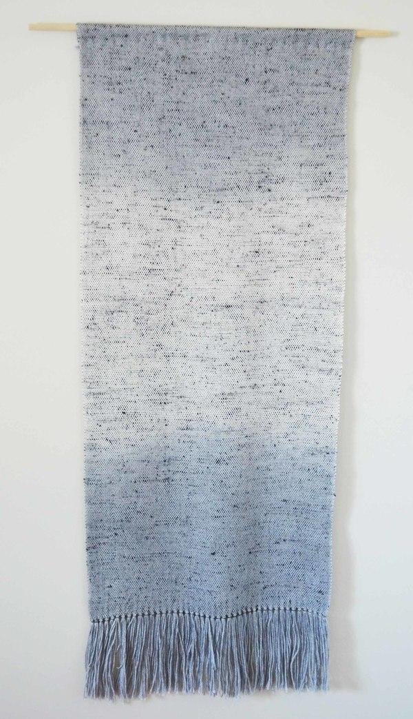 Ana Isabel Textiles Tweed Ombre Silk Weaving