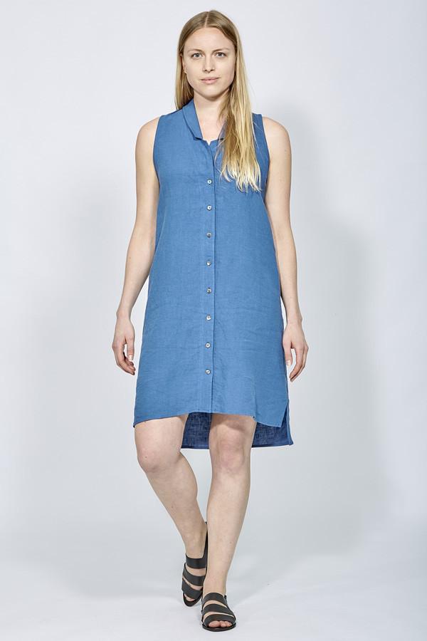 Ilana Kohn Eibel Dress Indigo