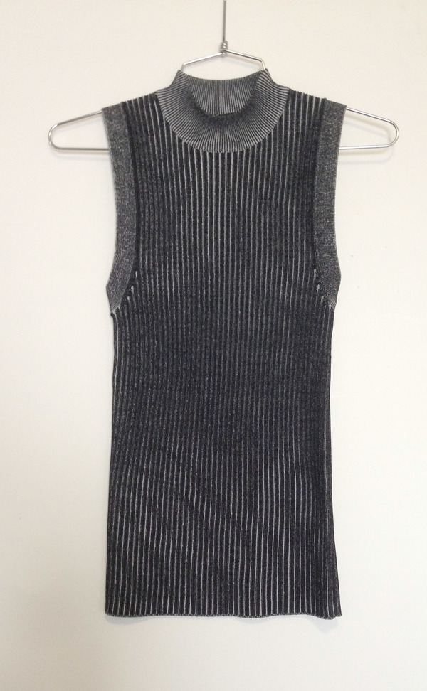 Paloma Tank Black/White