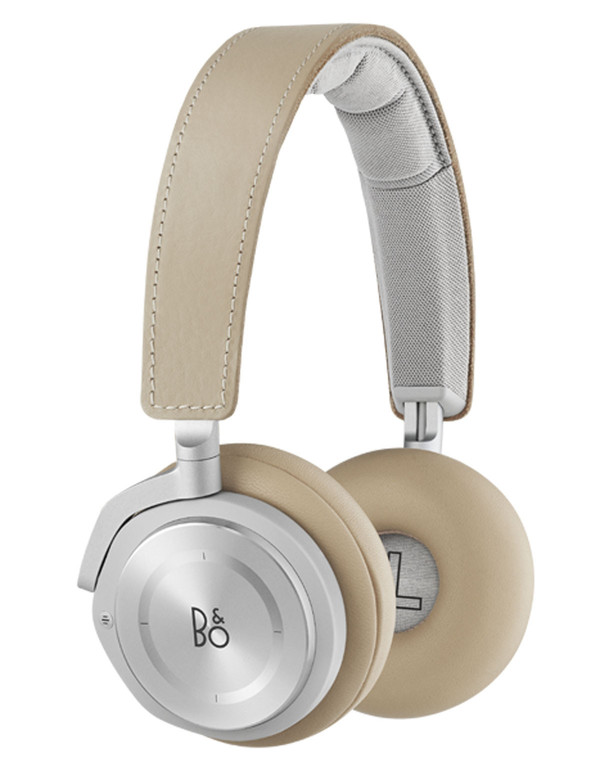 B&O Play H8 Over Ear Headphones Natural