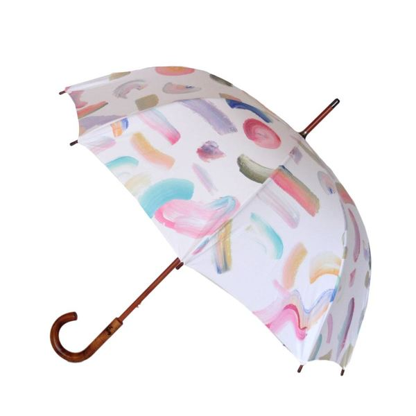 Strathcona Painted Palette Umbrella