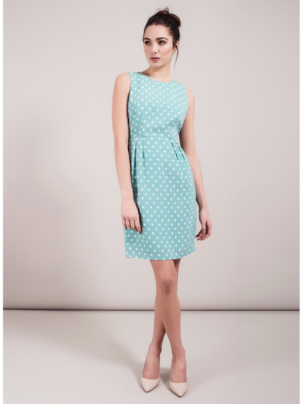Darling Matillda Fitted Dress