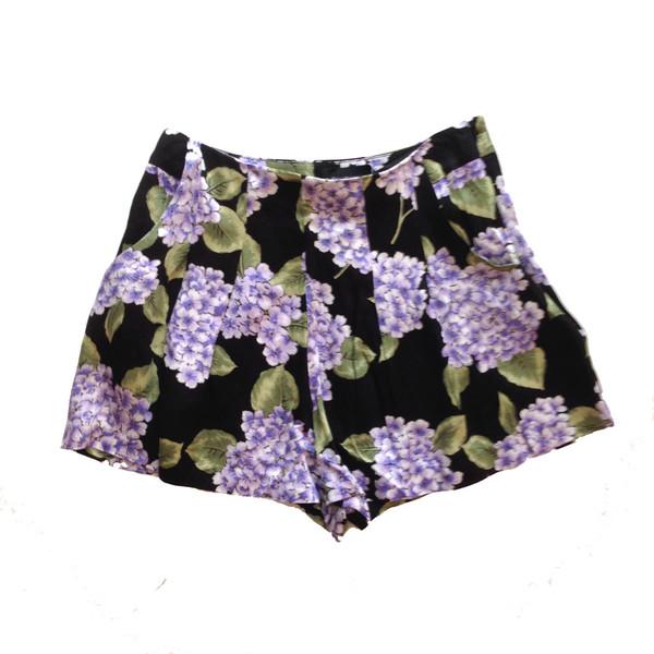 Mink Pink Hydrangean Shorts
