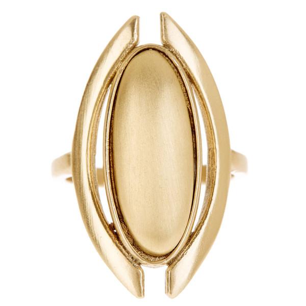 Tiffany Kunz Bronze Duality Ring
