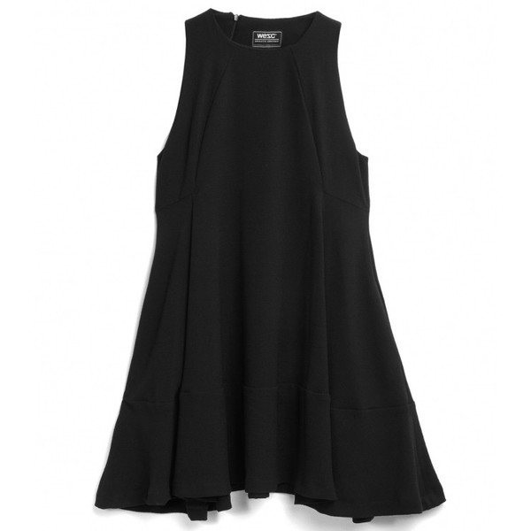 WESC Ankle Black Dress