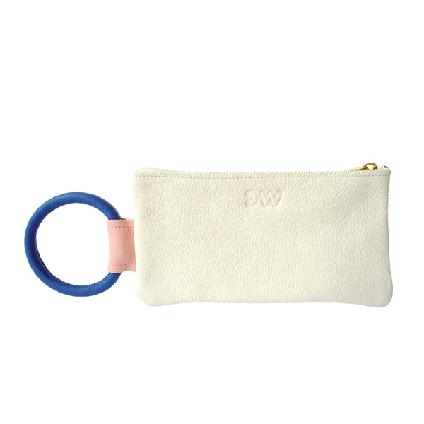 Danielle Wright O-Handle Pouch